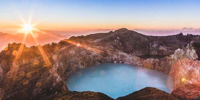 Taman Nasional Kelimutu - NTT