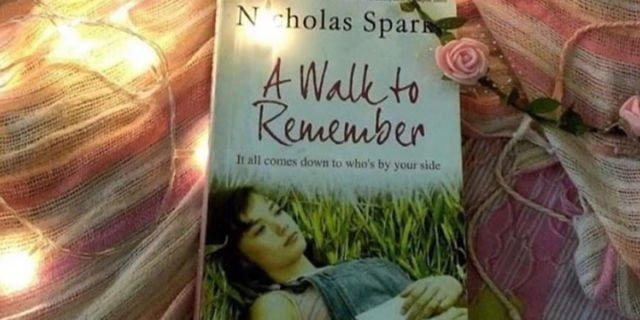 Novel A Walk to Remember