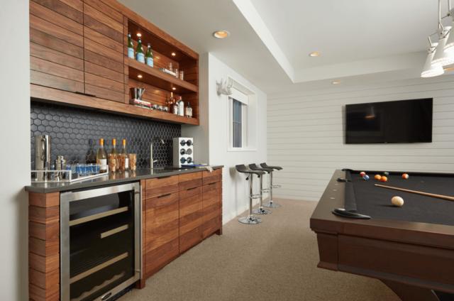home bar kayu