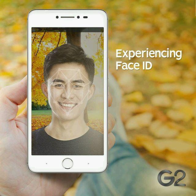 200 titik algoritma wajah
