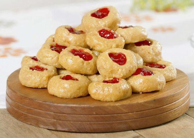 Resep Kue Kacang Spesial  Latest Cara Membuat Kue Putri