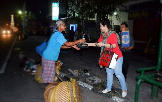 Sahur On The Road di Jogjakarta