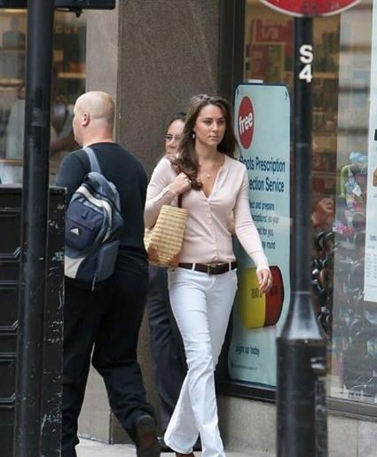 jeans putih!