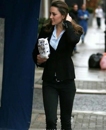 formal look ala Kate