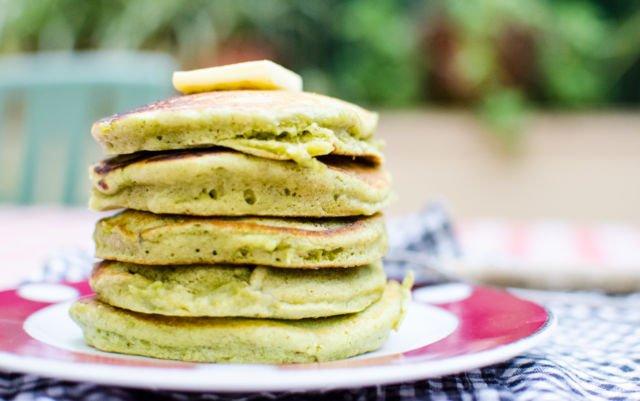 Pancake Matcha