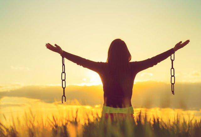 membebaskan belenggu jiwa
