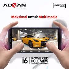 Penampilan luar AdvanI6