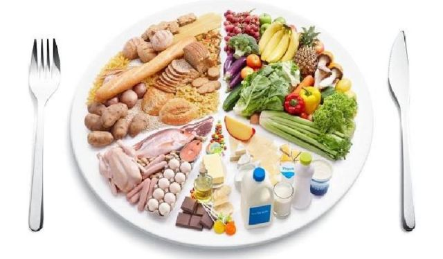 Makan Dengan Seimbang