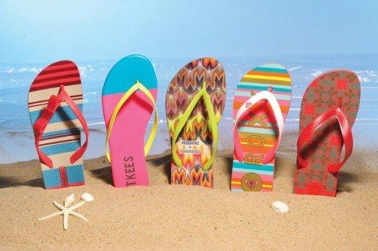 sandal untuk di pantai