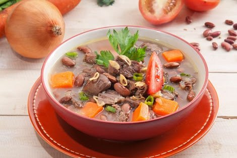 sup kacang merah
