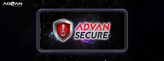 Advan Secure, Fitur Anti Maling