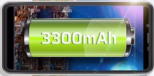 Kapasitas bateray Advani6