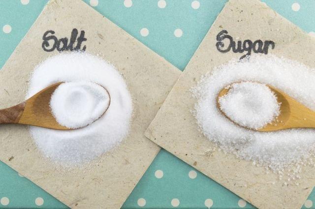 Garam dan gula