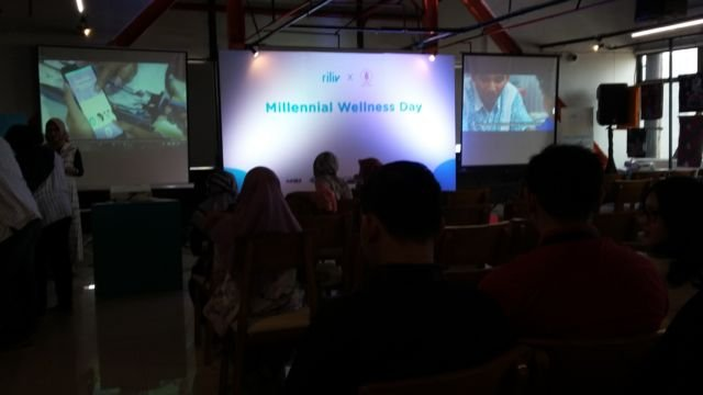 Acara Millenial Wellness Day