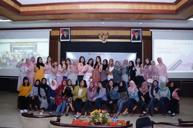 Pixy Beauty & Inspiring Talk Surabaya