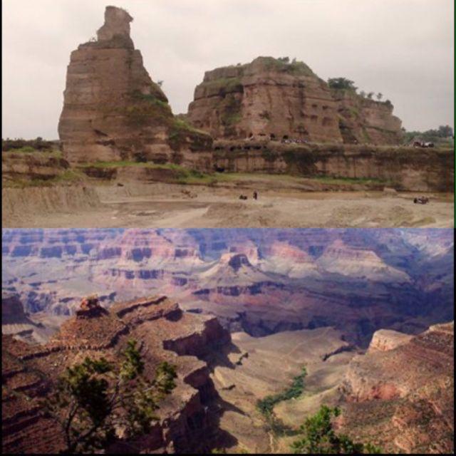brown canyon