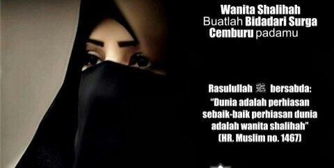 Inspirasi wanita shalihah