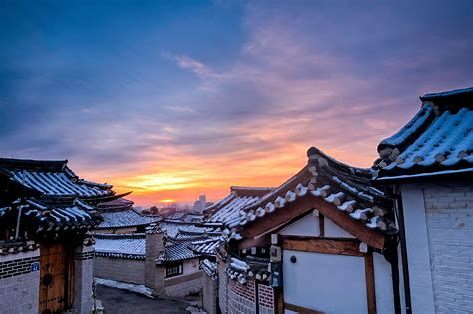 Bukchon Village - Koreabizware