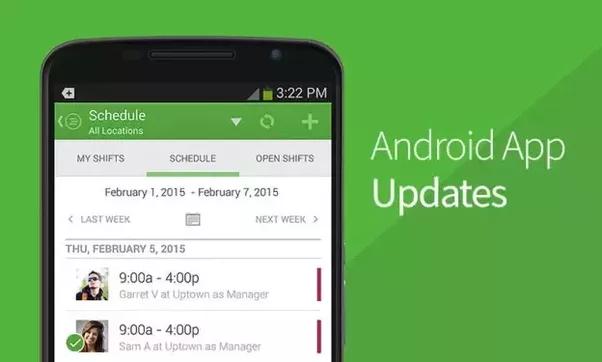 matikan update aplikasi
