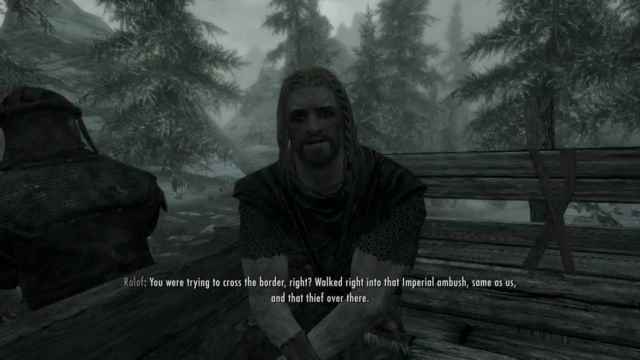 Skyrim is the best game ever