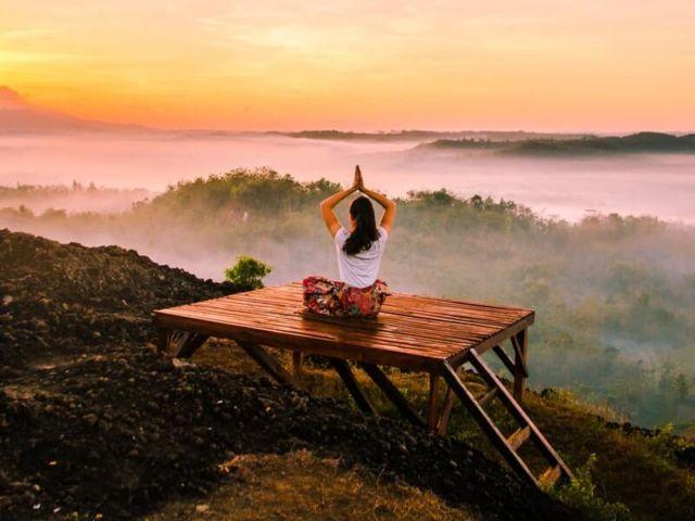 Meditasi membuat kita lebih baik dalam melakukan introspeksi diri