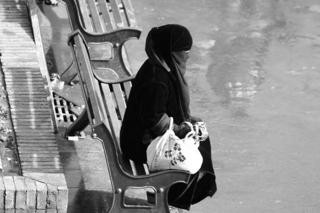 Woman Islam Marakech
