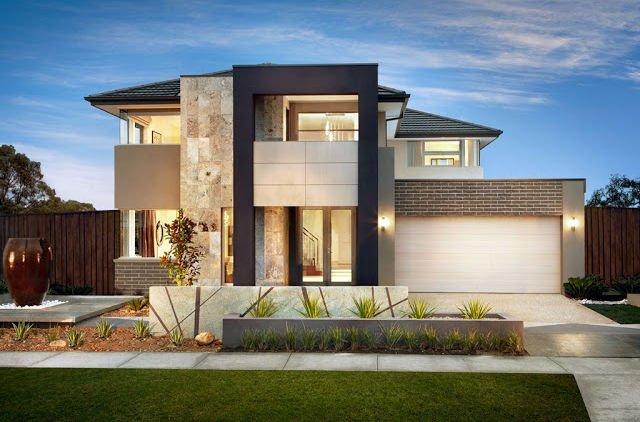 Ingin Rumah Anda Terlihat Mewah 5 Rumah Minimalis Modern Ini Bisa