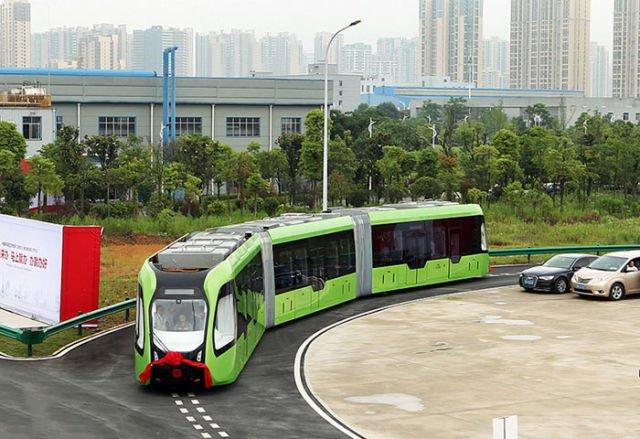 Utonomous Rail Rapid Transit from Tribunnews